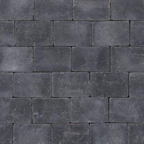 Abbeystones 21x14x6 antraciet