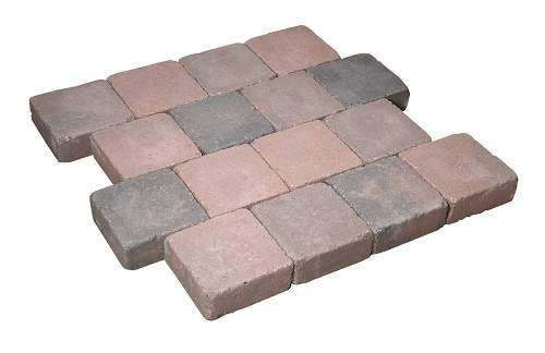 Cobblestones Rood