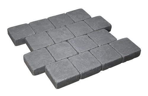 cobblestone antraciet