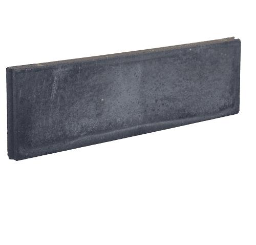 Opsluitband 6x30x100cm Zwart
